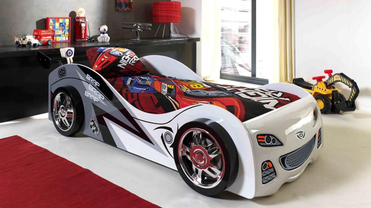 Vipack - bed Brap Brap raceauto