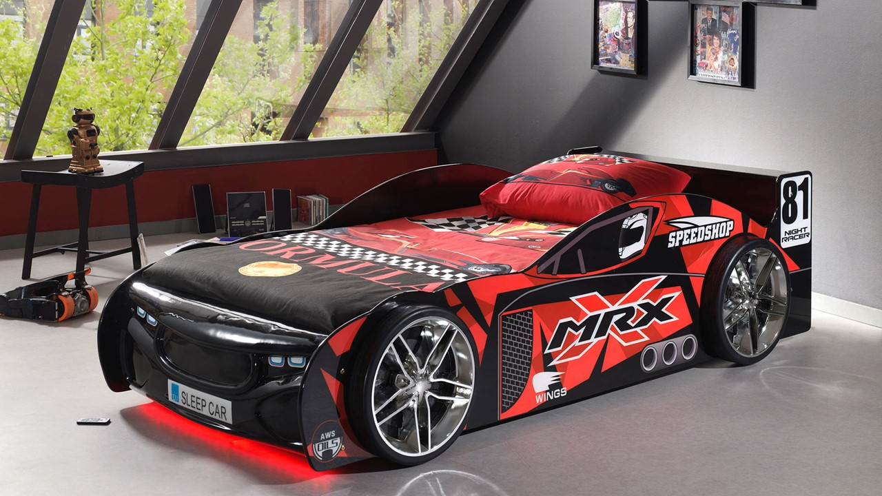 Vipack - bed MRX raceauto