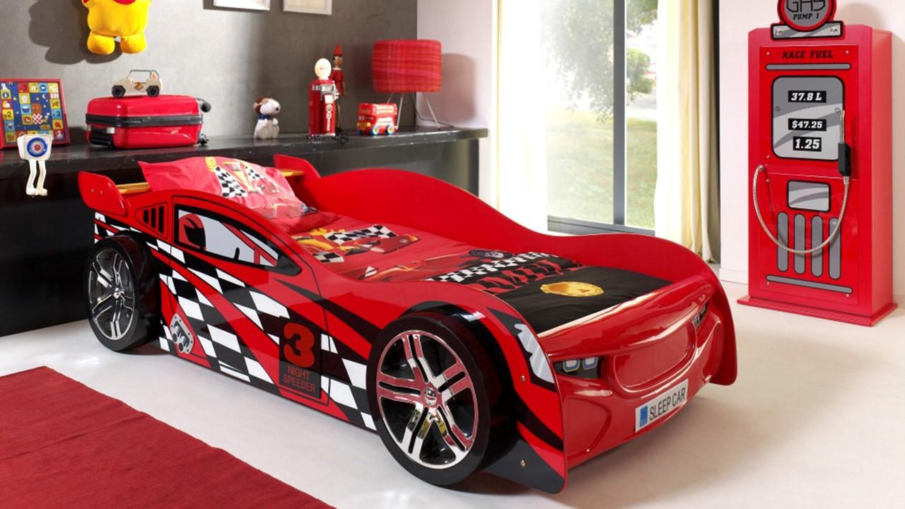 Vipack - bed Night speeder raceauto