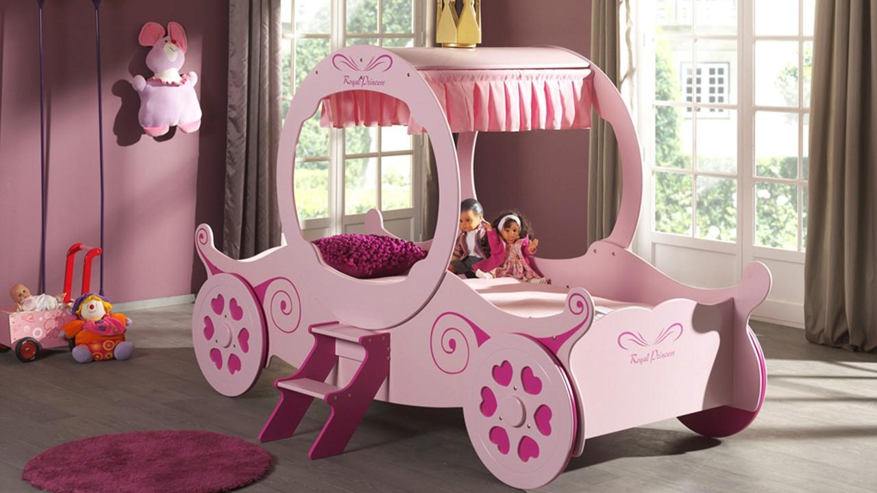 Vipack - bed Prinses Kate car
